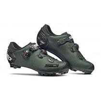 Sidi jarin chaussures VTT olive vert