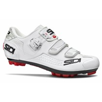 Sidi Trace vtt chaussures de cyclisme blanc