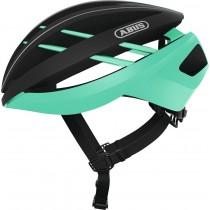 Abus aventor casque de vélo celeste vert