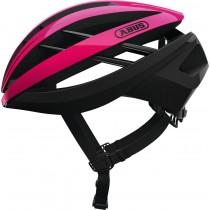 Abus aventor casque de vélo fuchsia rose