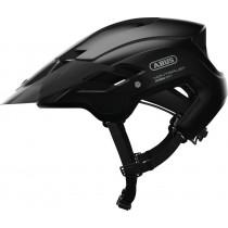 Abus montrailer casque de vélo velvet noir