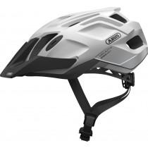 Abus mountK casque de vélo vtt snow blanc