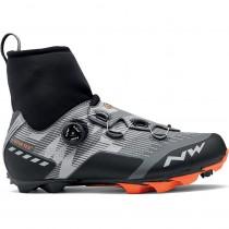 Northwave raptor GTX chaussures vtt reflective lobster orange
