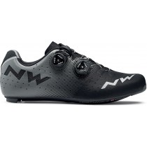 Northwave revolution chaussures de cyclisme noir anthracite