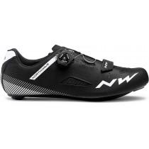 Northwave core plus wide chaussures route noir