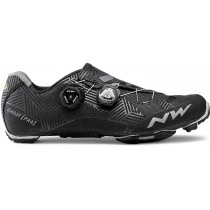 Northwave ghost pro vtt chaussures de cyclisme noir