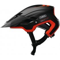 Abus montrailer casque de vélo shrimp orange