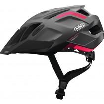 Abus mountK casque de vélo vtt fuchsia rose