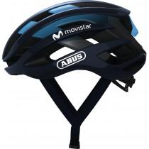Abus airbreaker casque de cyclisme movistar team