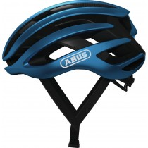 Abus airbreaker casque de cyclisme steel bleu