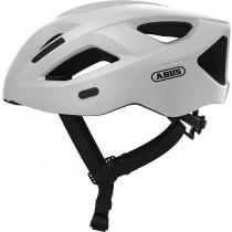 Abus aduro 2.1 casque de cyclisme polar blanc