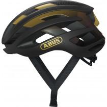 Abus airbreaker casque de cyclisme noir or