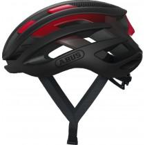 Abus airbreaker casque de cyclisme noir rouge