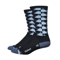 Defeet aireator high top chaussettes de cyclisme high balls