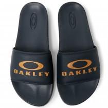 Oakley ellipse slide slippers donker blauw