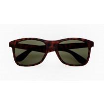 Alba Optics anvma bril turtle bruin - darkside lens