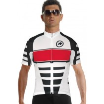 ASSOS Jersey SS Corporate S7 Red