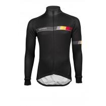 Vermarc belgica mid season veste de cyclisme noir