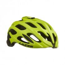 Lazer blade+ casque de vélo flash jaune