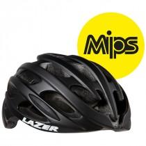 Lazer blade+ mips casque de vélo noir mat