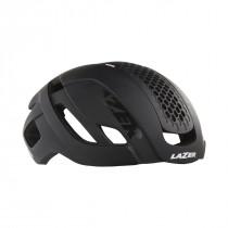Lazer bullet 2.0 casque de cyclisme noir mat (y compris lentille + led)