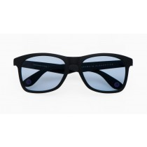 Alba Optics anvma bril zwart - blu vetta lens