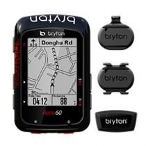 Bryton aero 60T ordinateur de vélo GPS kit de capteur