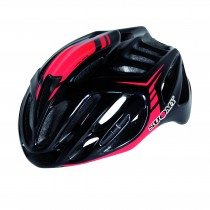 SUOMY Helm Timeless Black Red