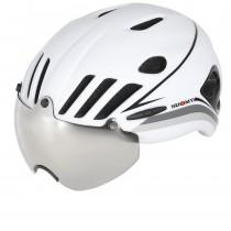 Suomy vision casque de vélo blanc noir