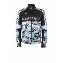 VERMARC Squadra Jersey LS Black