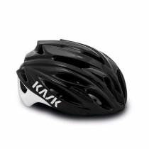 Kask rapido casque de cyclisme noir