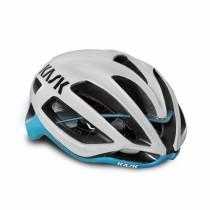 Kask protone casque de cyclisme blanc bleu clair