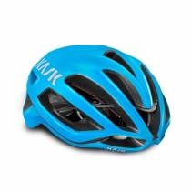Kask protone casque de cyclisme bleu clair