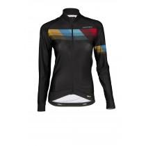 Vermarc chroma pr.r maillot de cyclisme manches longues femme noir