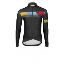 Vermarc chroma pr.r maillot de cyclisme manches longues noir