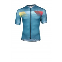 Vermarc chroma summer maillot de cyclisme manches courtes petrol