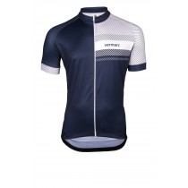 Vermarc classico sp.l maillot de cyclisme manches courtes bleu