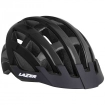 Lazer compact casque de vélo noir