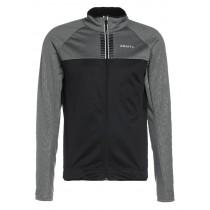 Craft rime veste de cyclisme gris noir