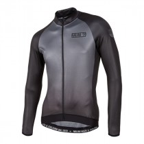 NALINI Crit Wind Jersey LS Black Grey
