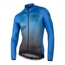NALINI Crit Wind Jersey LS Blue