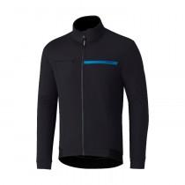 Shimano windbreak veste de cyclisme noir