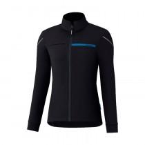 Shimano windbreak veste de cyclisme femme noir