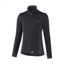 Shimano kaede wind veste de cyclisme femme noir