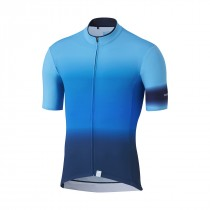 Shimano Shirt Mirror Cool Blauw