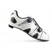 Lake CX241 Fietsschoen Race White/ Black
