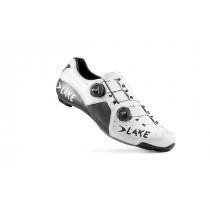 Lake CX 403 Fietsschoen Race White Black
