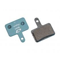 Jagwire DCA716 sport semi-metallic disc plaquettes de frein Shimano deore