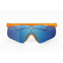 Alba Optics delta candy fietsbril oranje - vzum cielo lens