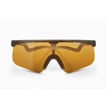 Alba Optics delta candy fietsbril cola - vzum fly lens